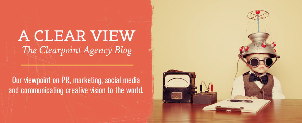A Clear View: The Clearpoint Agency Blog