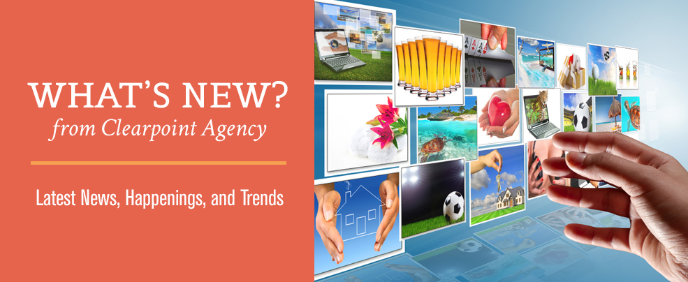 What's New At Clear Point Agency